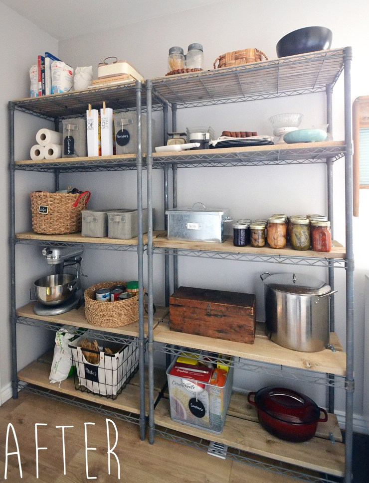 Wire Shelving For Pantry | 21 Reasons You Need Wire Shelving In Your Home Omega Products Blog