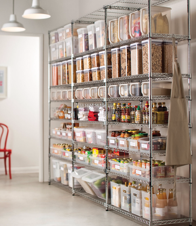 21 Reasons You Need Wire Shelving In